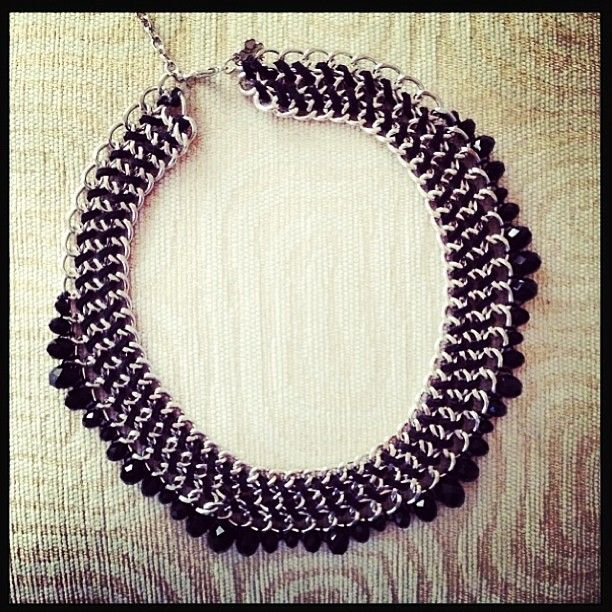 The necklace !!! #Doca #fashion #accessories #jewelry #trendy #necklace #fw13-14