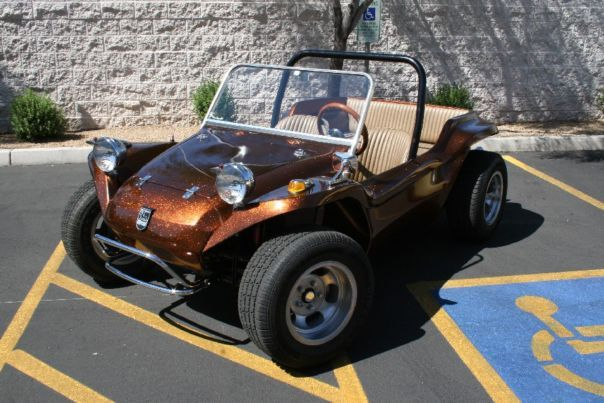 Meyers Manx  Dune Buggy  1970