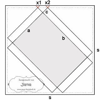 Auf dem Blog gibt es eine Excel-Tabelle zum Download zum erstellen der Boxen. SUUUUUPER! Nur noch die Maße eingeben und losstanzen.