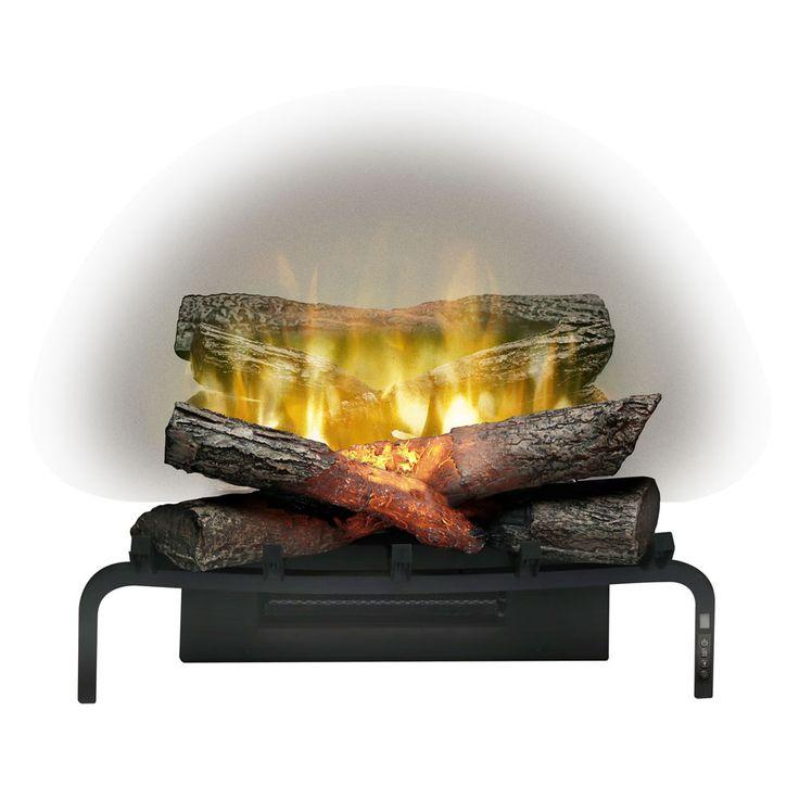 best 20 electric fireplace logs ideas on pinterest. Black Bedroom Furniture Sets. Home Design Ideas
