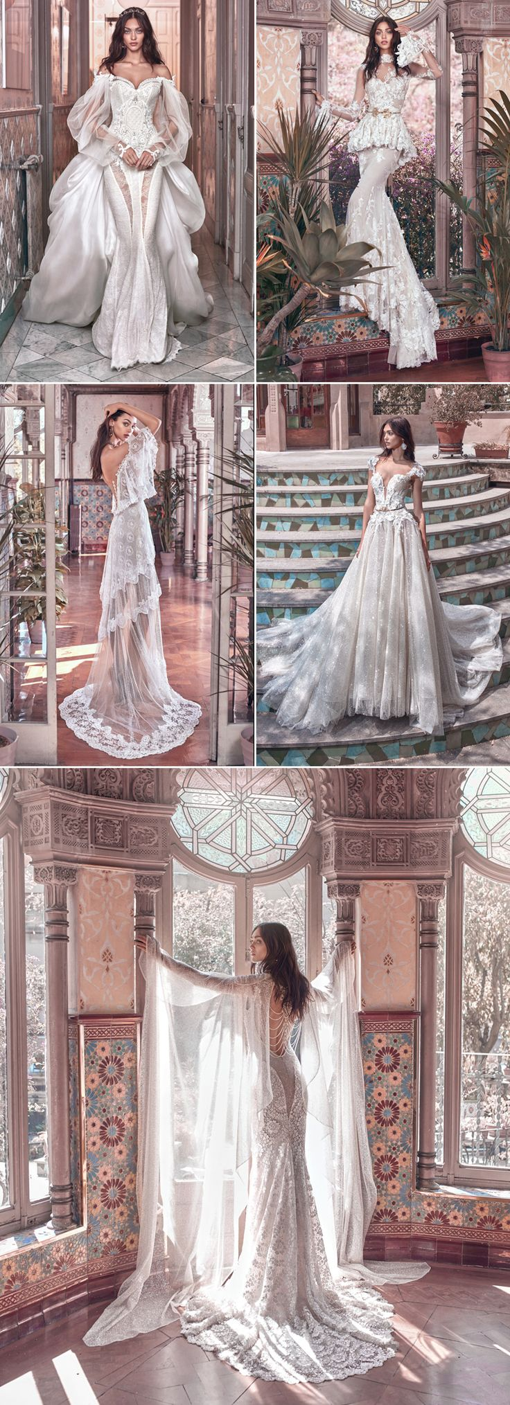 5 Must-Know Bridal Designers For Modern Fashion-Loving Brides! Galia Lahav