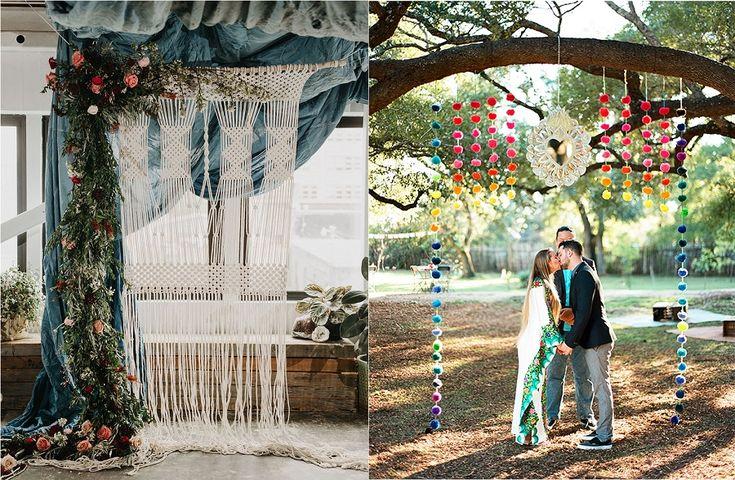 Déco : 15 décors de cérémonie laïques originaux - La Mariée en Colère Blog Mariage, grossesse, voyage de noces