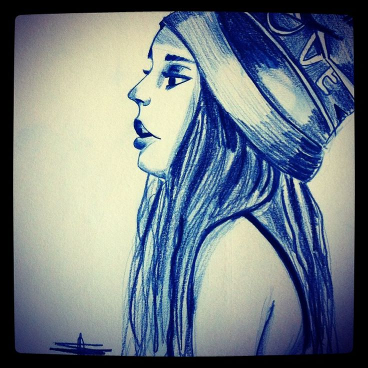 My girl drawing, your opinion ? :D