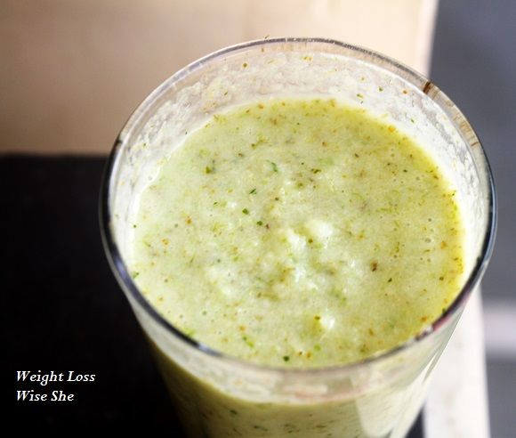 Broccoli And Pineapple Smoothie Recipe For Weight Loss - Indian Weight Loss Blog