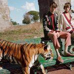 Nuova campagna Gucci: le strade di Roma e gli scatti di Glen Luchford