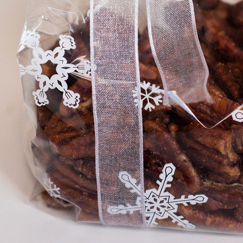 12 Days of Edible Gifts: Spiced Pecans