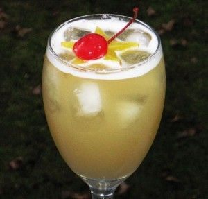 The Leg Spreader Cocktail