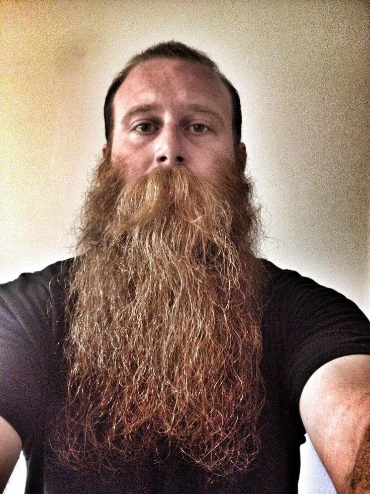 epic level red beard enormous huge mustache long thick natural length ginger redhead mustaches beards bearded man men bearding #beardsforever