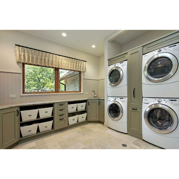 K Kitchen   Traditional   Laundry Room   Chicago   By 2 Design Group ❤ Liked Part 92