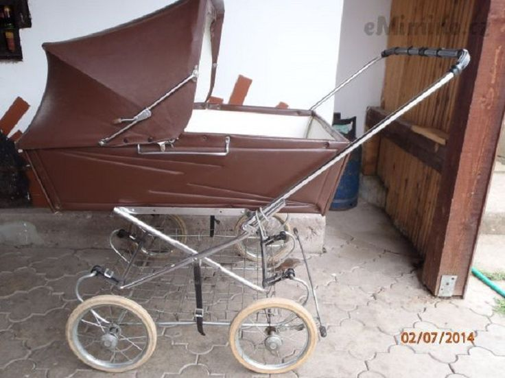 The Retro Prams of Prague - Carriages, Strollers and Buggies