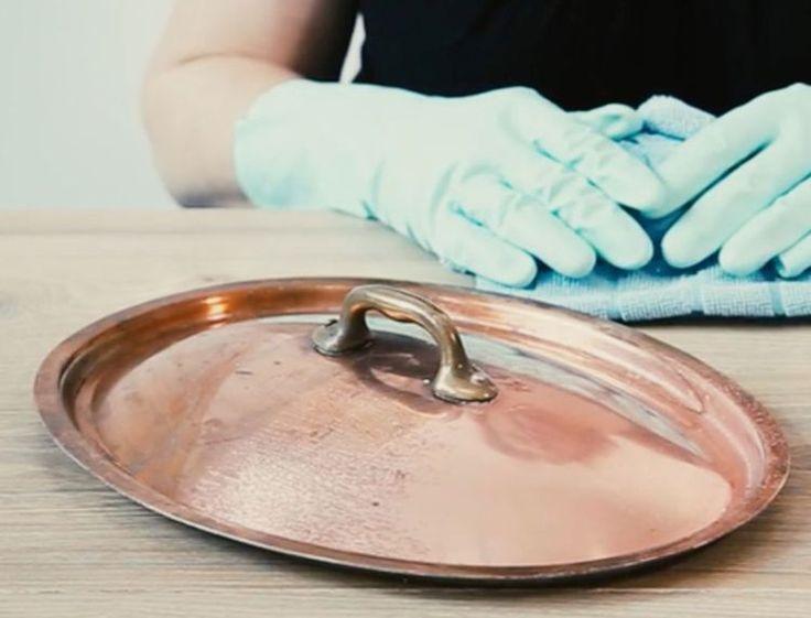 les 25 meilleures idées de la catégorie comment nettoyer le cuivre