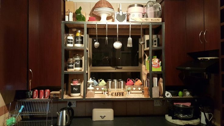 Perfect for small kitchen