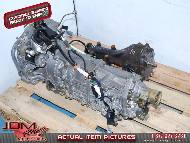 JDM Subaru Impreza WRX TY754VBBAA Transmission with 4.444 Final drive.  eBay # 161532437822  Find this item on our website: http://www.jdmracingmotors.com/engine_details/1808   Tags: #JDM, #Subaru, #transmission, #4.444 #final, #drive, #TY754VBBAA, #R160 #Diff, #manual, #standard, #2002, #2003, #2004, #WRX