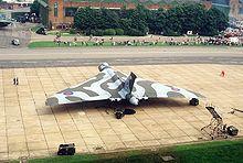 Avro Vulcan - Wikipedia, the free encyclopedia