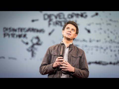 """Randall Munroe, the guy who made xkcd: Comics that ask """"what if?"""" . Answering unusual questions with logic and math(s)."""
