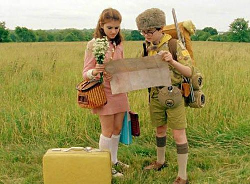 Reading : Wes Anderson on 'Moonrise Kingdom' casting and Johnny Depp @Optivion #film