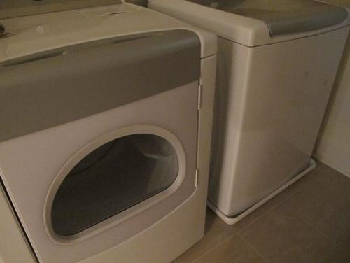 washing machine leaks