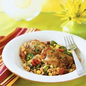 Chicken with Rice (Arroz con Pollo) | MyRecipes.com
