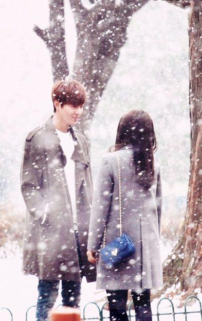 "Lee Min Ho and Park Shin Hye ♡ #Kdrama // The ""HEIRS"""
