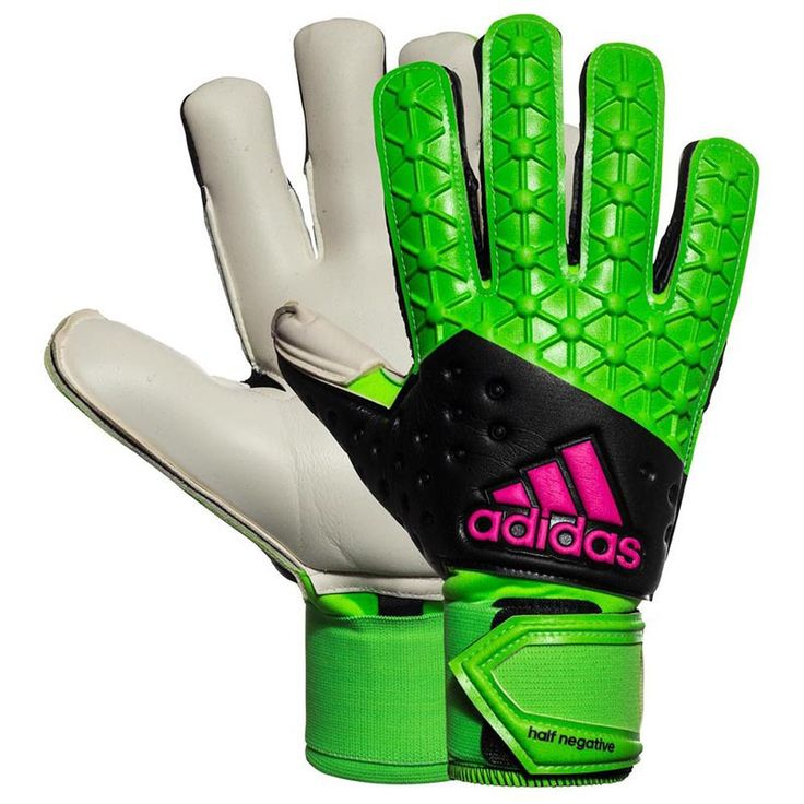 The Football Nation Ltd - adidas Ace Replique Goalkeeper Gloves (Solar Green/Black), �24.99 (http://www.thefootballnation.co.uk/adidas-ace-replique-goalkeeper-gloves-solar-green-black/)