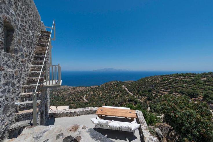 giorgos tsironis + dolihos architects / sterna residence, nisyros