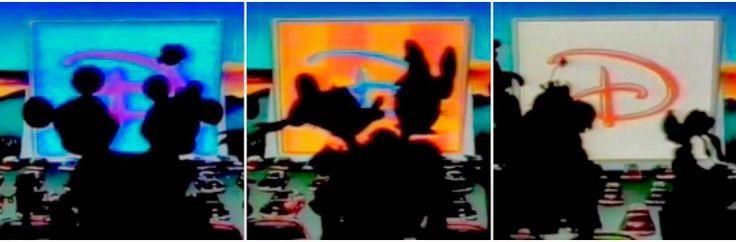 Old Disney channel segment/ Dtv