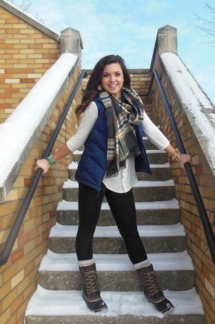 Saint Mary's College – Notre Dame | College Fashionista #CollegeFashionista