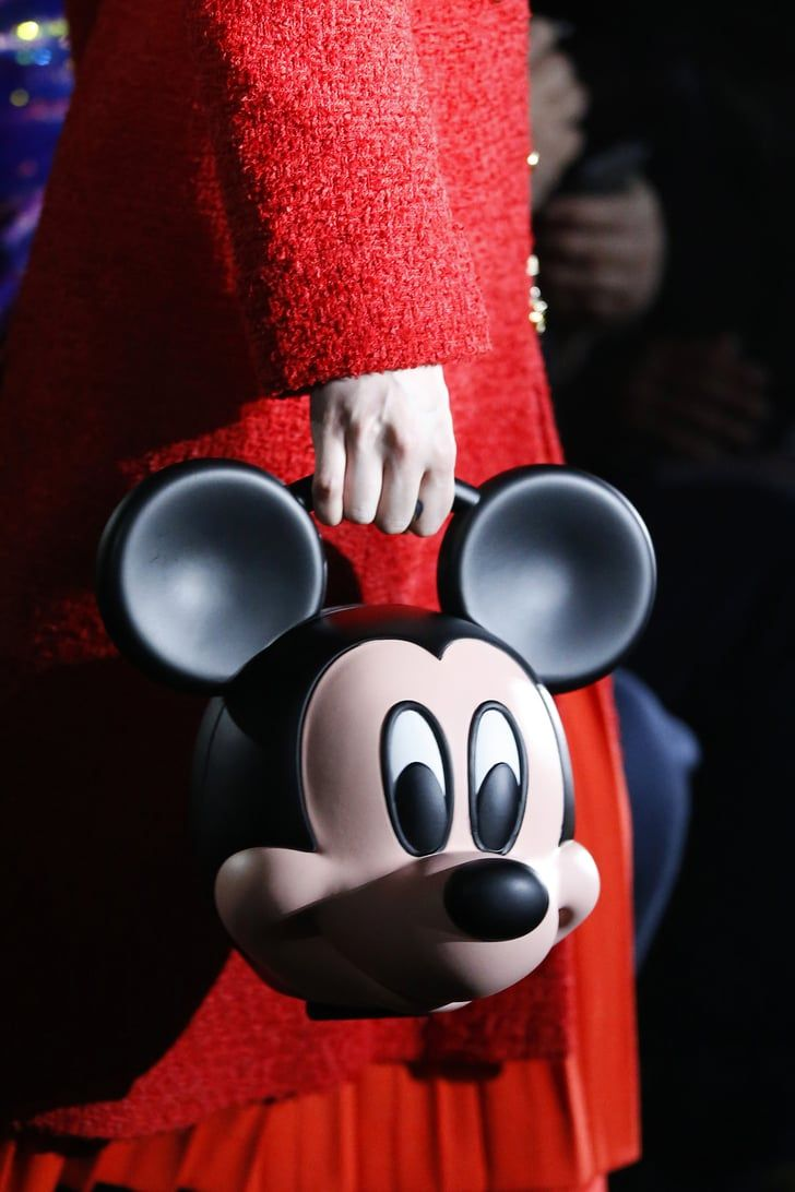gucci look  this mickey mouse bag