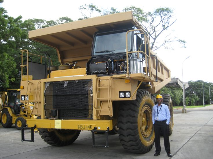 Alvis Lazarus at Caterpillar, Chennai