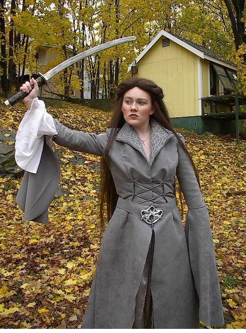 Arwen's Chase Dress
