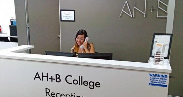 Trường cao đẳng AH&B - AH&B College