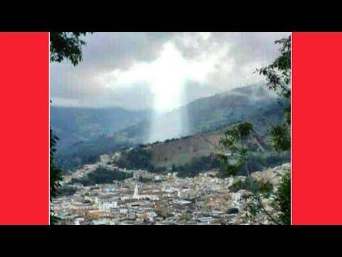 Props or Phrophecy: over Colombian city where 17 died in landslide? -YouTube
