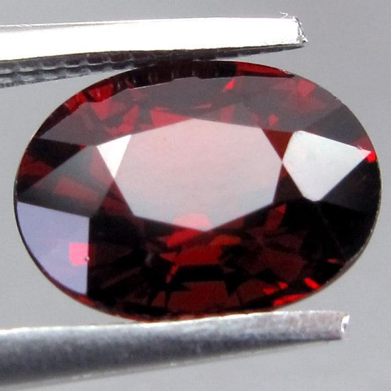 20% discount  6x8 7x9 mm natural RED GARNET oval top by GEMSDEAL