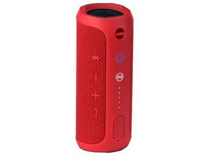 Caixa de Som Bluetooth JBL Flip 3 2X8W - Vermelho À Prova de Respingos d?água…