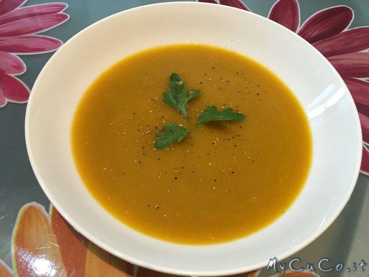 Vellutata carote e porro con i-Companion - http://www.mycuco.it/cuisine-companion-moulinex/ricette/vellutata-carote-e-porro-con-i-companion/?utm_source=PN&utm_medium=Pinterest&utm_campaign=SNAP%2Bfrom%2BMy+CuCo