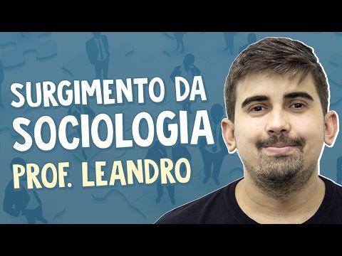 Contexto histórico-social do surgimento da Sociologia - Sociologia - Pro...