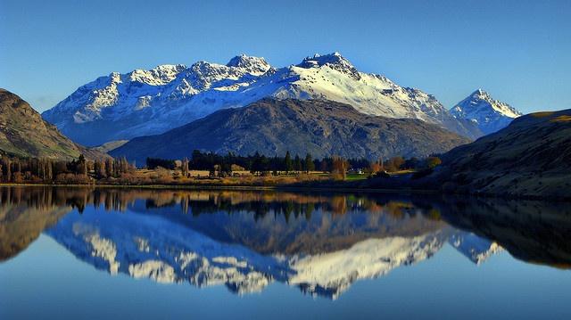 Central Otago autumn