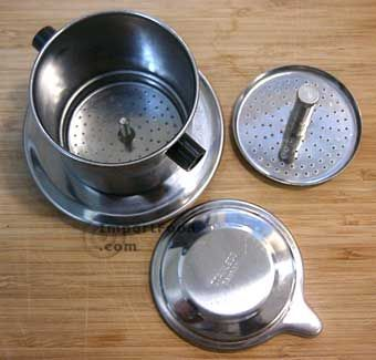 Officially on my Christmas list! - Vietnamese Coffee Filter Available Online From ImportFood.com