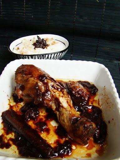 pollo cinese all'anice stellato – Cina