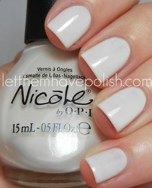 like this off whiteKim Parison, Makeup, White I, White Nails, Nails Polish, White Polish, Kolor Spring, Kardashian Kolor, Nicole Opi
