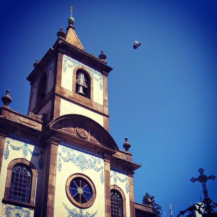 Porto   Capela de / Chapel of Nossa Senhora da Boa Hora de Fradelos   Paulino Gonçalves   Fábrica Cerâmica do Carvalhinho   1929 #Azulejo #Porto #Carvalhinho #PaulinoGonçalves