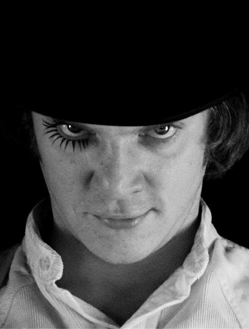 Malcolm 'Alex' McDowell (1971)   Movies   Great films ...Malcolm Mcdowell Clockwork Orange Eyes