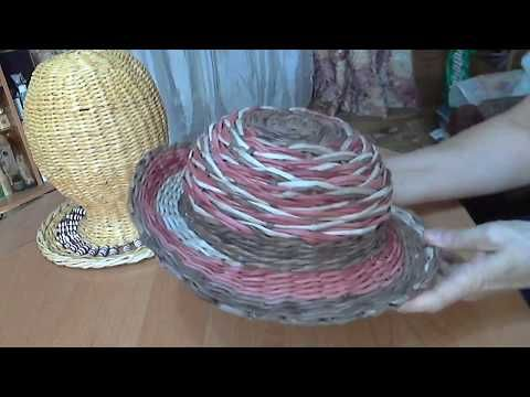 мк шляпного манекена и шляпки часть 1 - YouTube