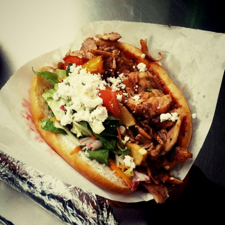 Mustafa's Gemüse Kebap - the best Döner kebab you'll ever have in Kreuzberg, Berlin