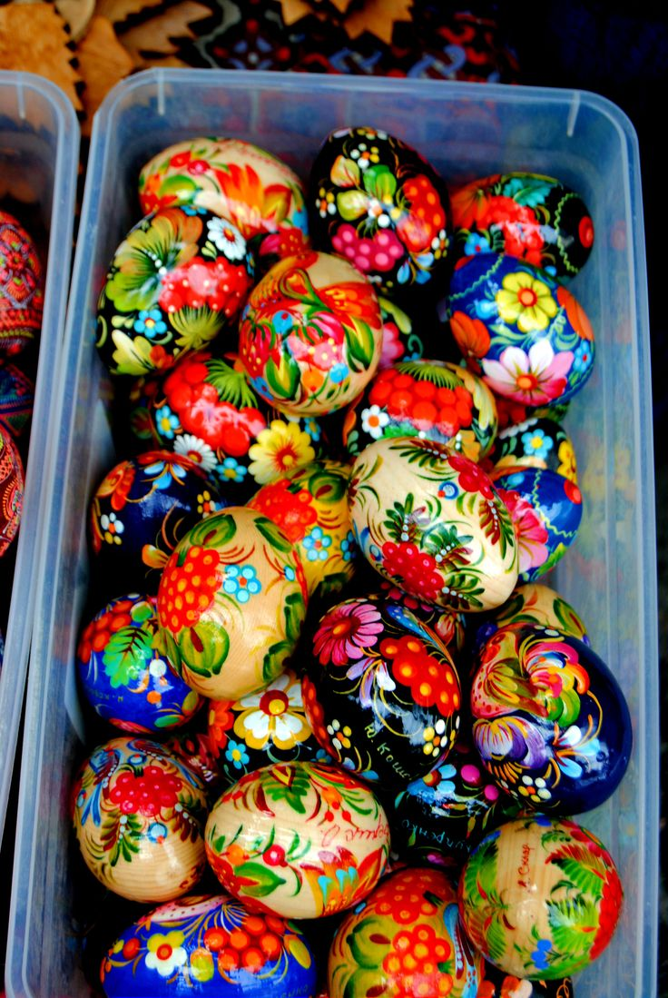 .~Russian easter eggs~.