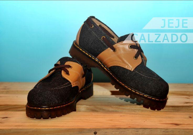 """MATTHEW"" docmart by @JejeCalzado #shoes #fashion"
