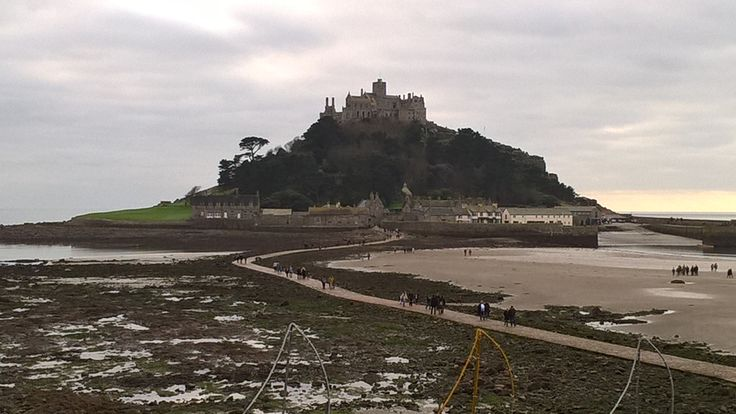 St Michaels mount. I went here with my grandparents x