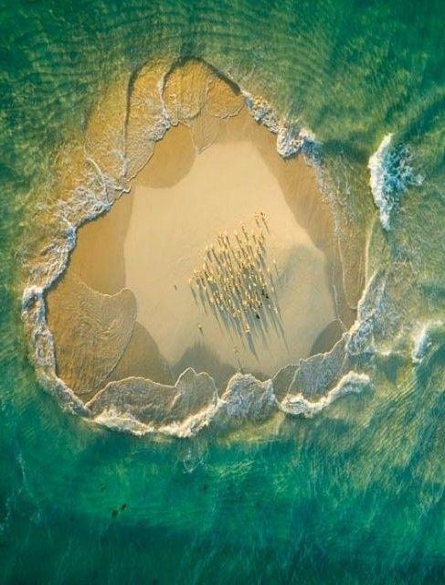 Parque Nacional Gran Barrera de Coral, Queensland, Australia