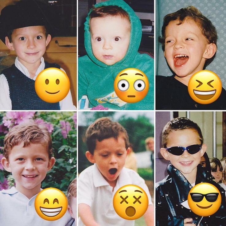 """""""Mi piace"""": 2,771, commenti: 26 - hollander mom (@tomhollandsmood) su Instagram: """"young, precious tommo as emojis . . @tomholland2013 #tomholland #spiderman #spidermanhomecoming…"""""""