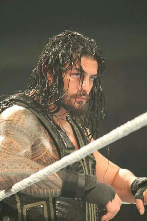 Roman Reigns I miss you come back!